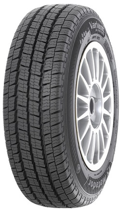 Шина Всесезонные, Matador MPS 125 Variant All Weather 185/75 R16 104/102R от магазина НИМКАР